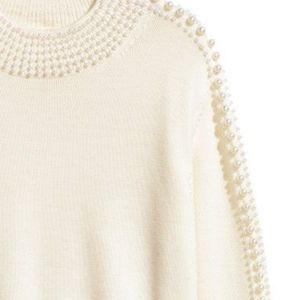 2/$50 Beaded sweater